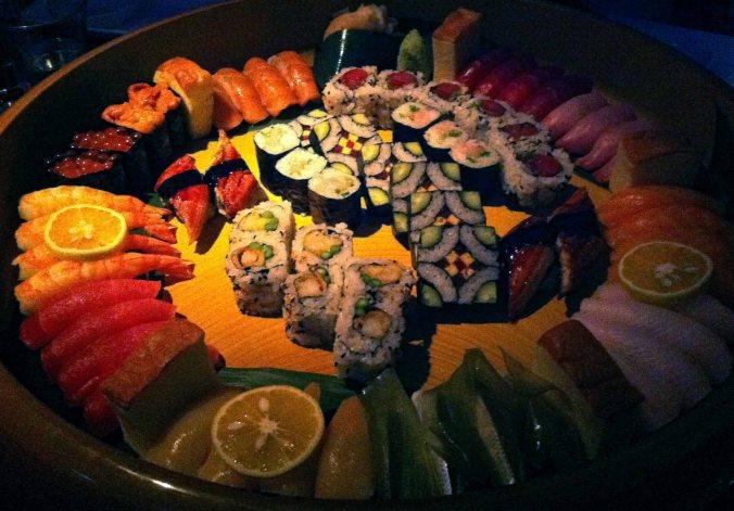 Morimoto sushi