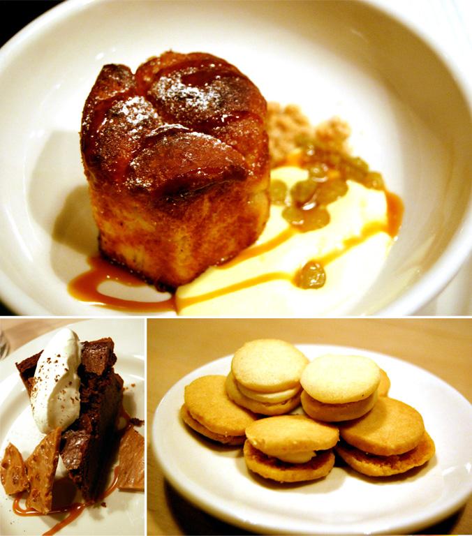 Abbatoir dessert
