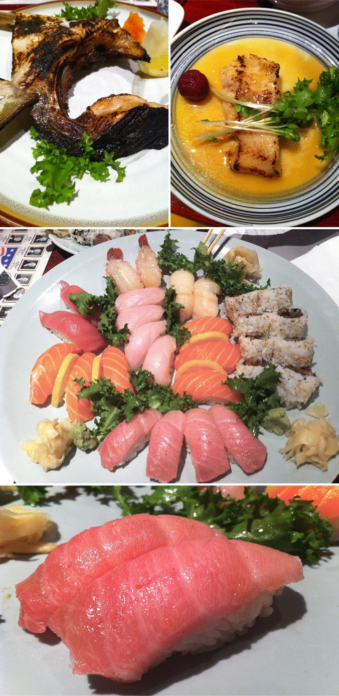 Sakura Bana spread