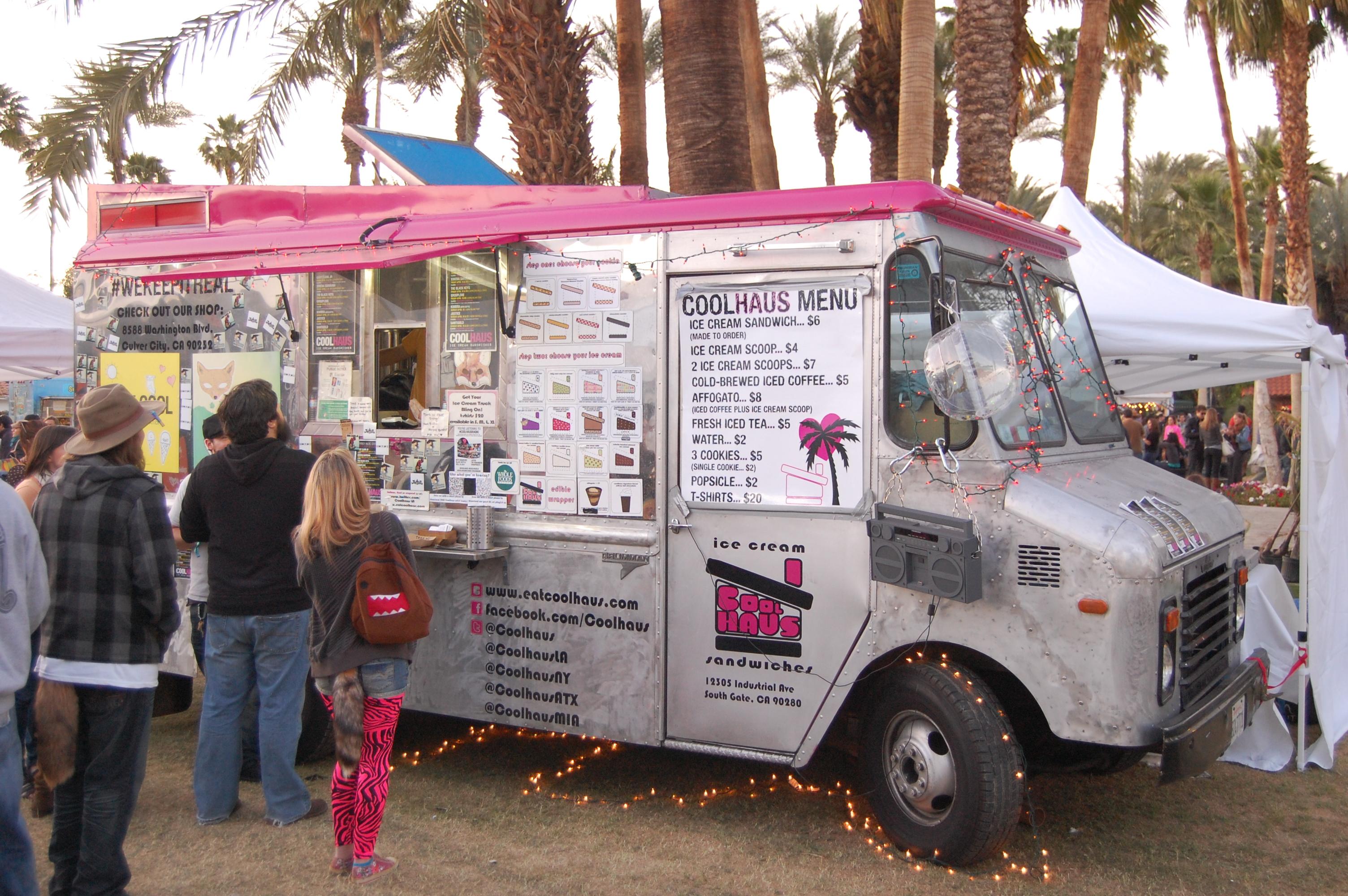 Coachella food truck roundup '14 | Roaming Hunger
