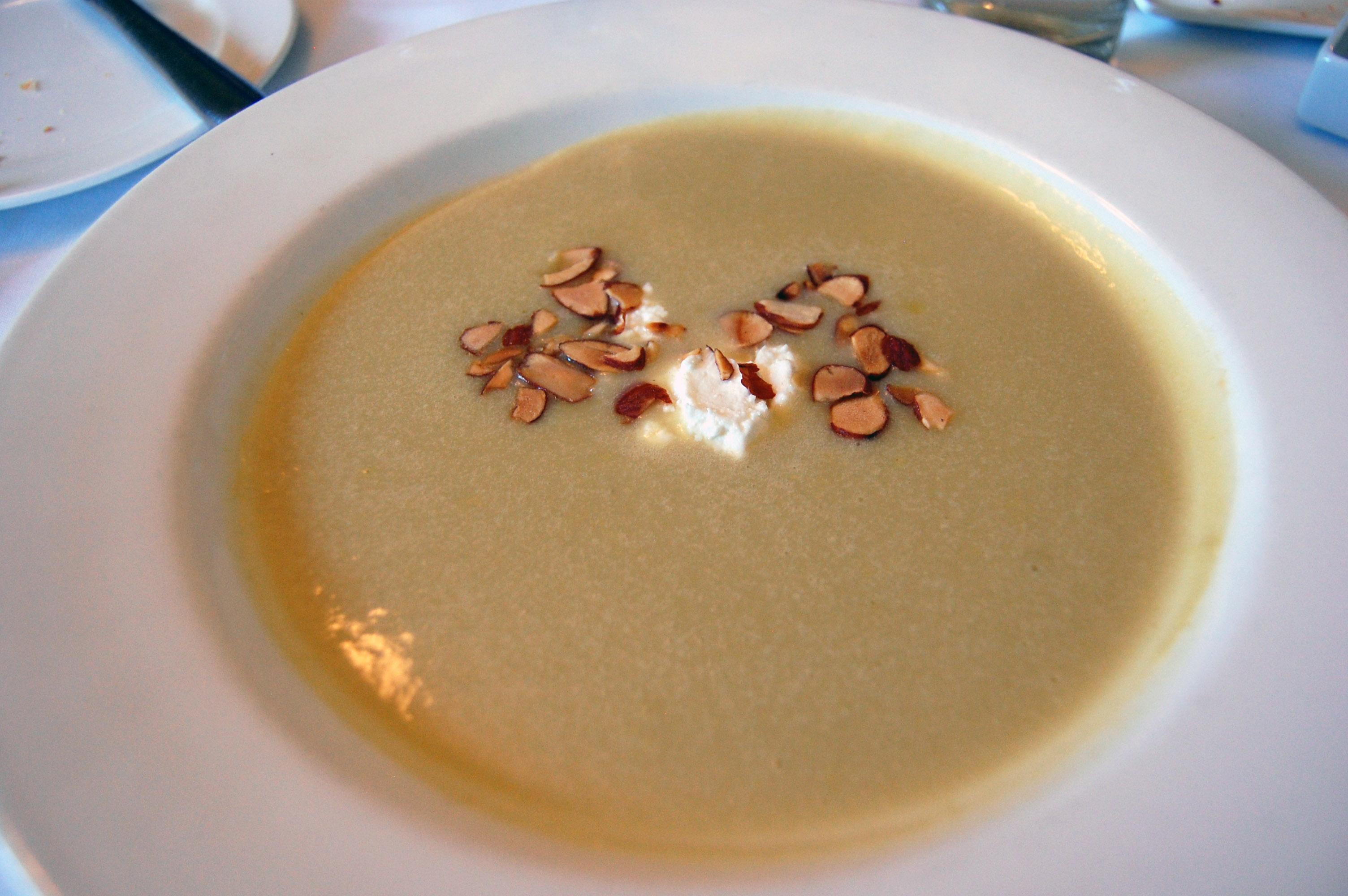 Green garlic soup - Kitchen table richmond vt ...