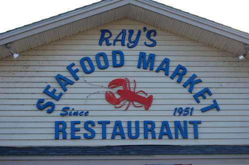 Ray's Seafood Market & Restaurant - Essex Junction, VT