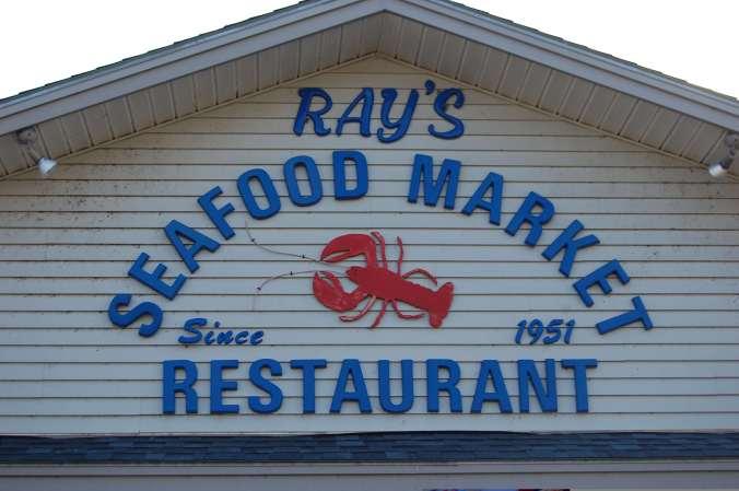 Ray's Exterior