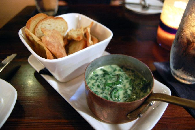 Spinach & Brie Dip