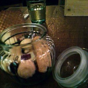 Amaretti Cookie Jar