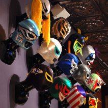 El Jefe Luchador Masks
