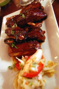 Korean BBQ Lamb Ribs