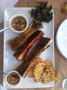 Braised Bone Marrow