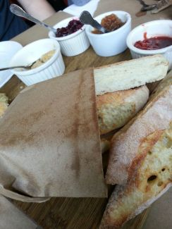 Bread & Jam Board