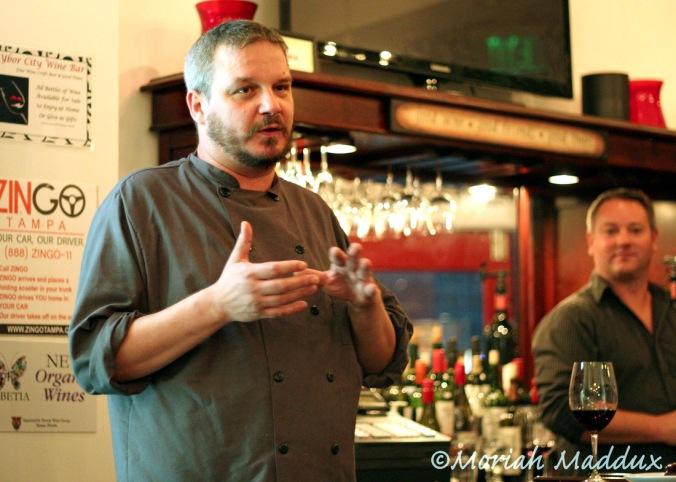 Chef Gary Moran