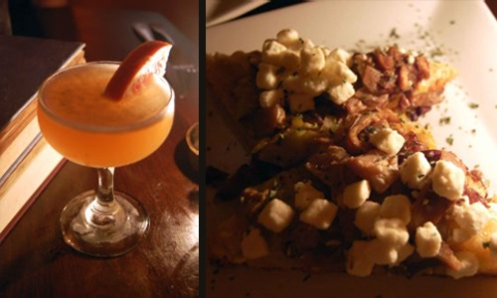 The Brown Derby & Mushroom Toast