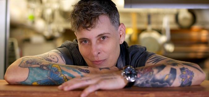 Chef Domenica - Photo: Kevin Tinghe