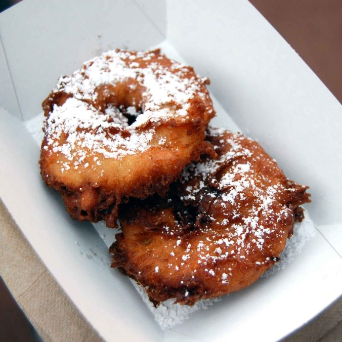 Dole Pineapple Fritters