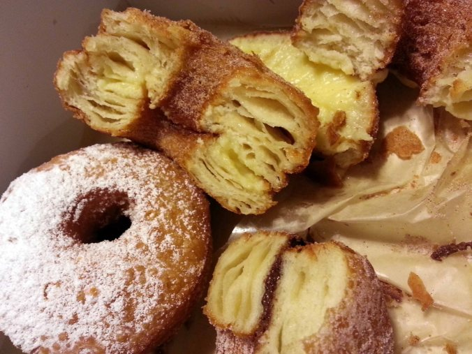 Assorted cronuts