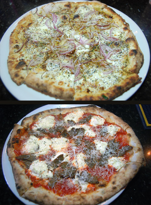 Woodfire Pizza Spread