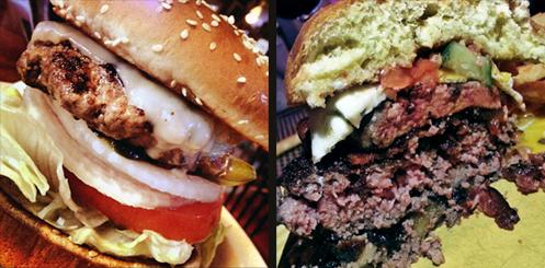 El Cap & Z Grille Burgers