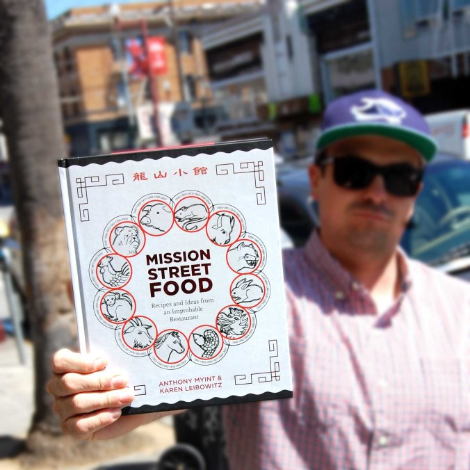 Mission Stree Food Cookbook