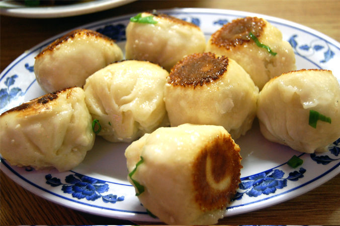 Shanghai Dumpling King - Pan-fried Pork Dumpling