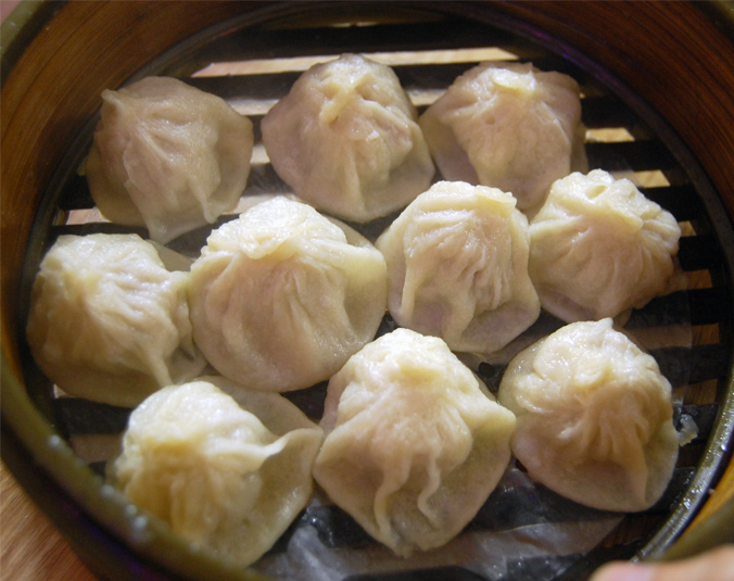 Shanghai Steamed Dumpling