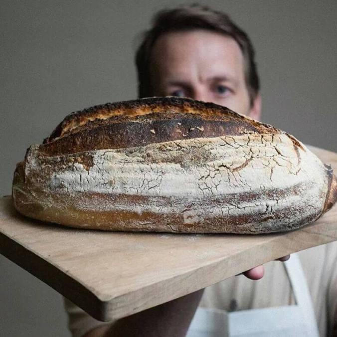 The Bread Pedlar