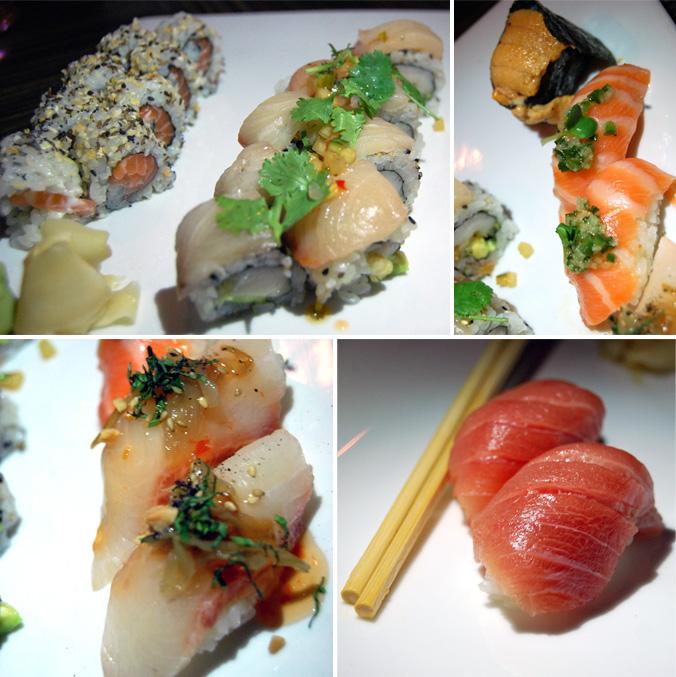 Sushi Pop sushi
