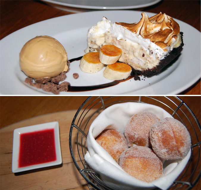 The Dutch desserts