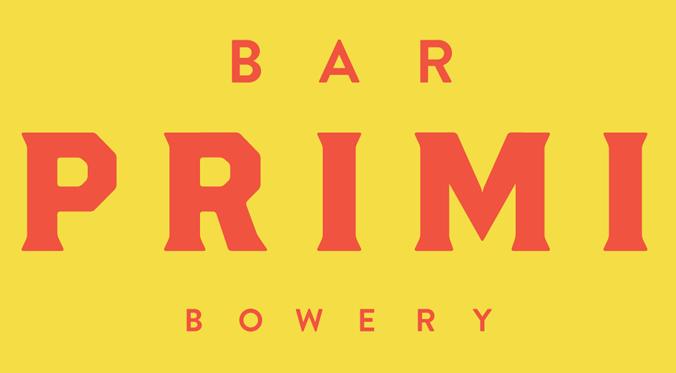 Bar Primi logo