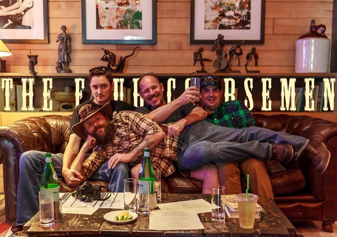The Four Coursemen 2014