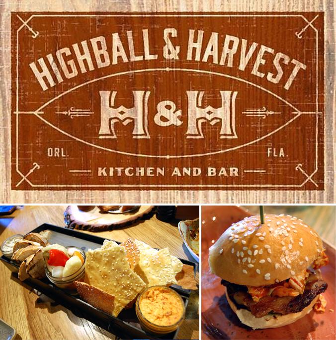 Highball & Harvest spread 1