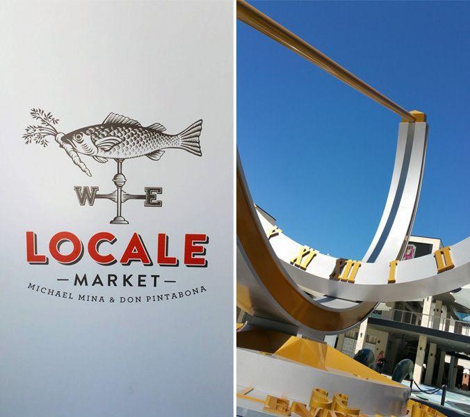 Locale Market spread